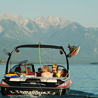 Invermere Boating