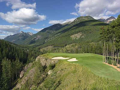 Panorama Mountain Resort Golf