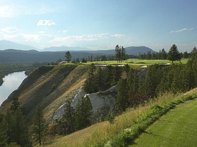 Radium Hot Springs Golf Courses