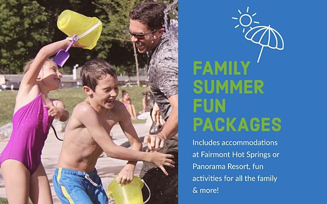 Family Summer Fun Package