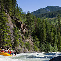 Toby Creek Rafting